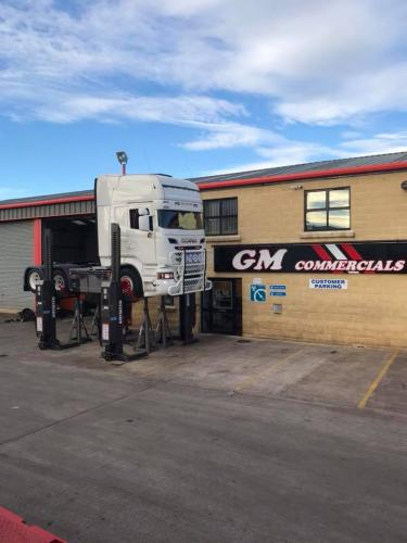 GM Commercials HGV Repairs